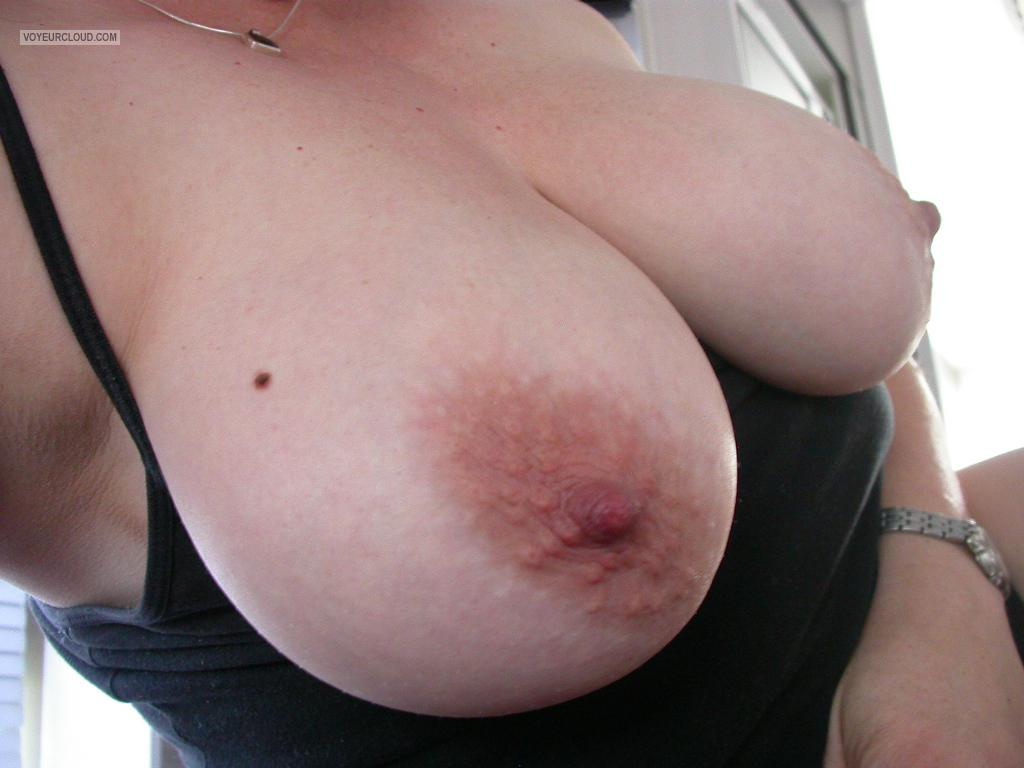 Very big Tits Of My Wife Selfie by Curvy-lick-ious